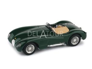 Jaguar C-Type Spider 1953 British Green
