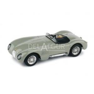Jaguar C-Type Spider 1953 Grey
