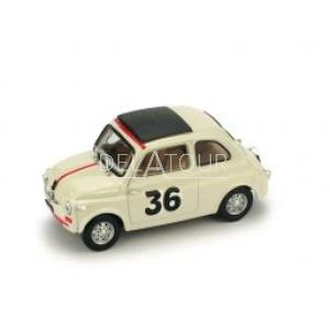 Fiat Nuova 500  #36 Preparata Gigetto Giraldi 1965