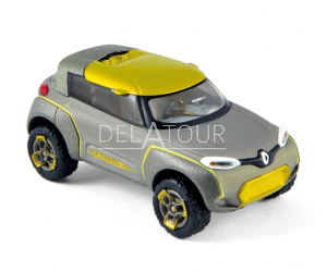 Renault Kwid Concept Car 2014 Green