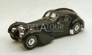 Bugatti 57SC Atlantic 1938 Black