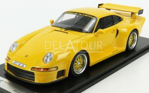 Porsche 911 993 GT1 Almeras Yellow