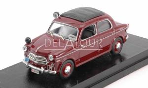 Fiat 1100 Police 1957 Bordeaux