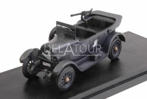 Fiat 501 Open Republica Di Salo 1944 Black
