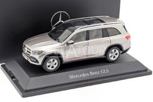 Mercedes-Benz GLS-class 2019 Mojave Silver