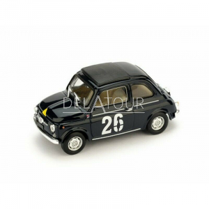 Fiat 500  #26 L. De Menna Winner Turismo 1968