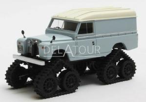 Land Rover Land 109 Cuthbertson Conversion 1958 G