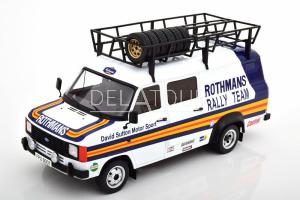 Ford Transit MKII Team Rothmans