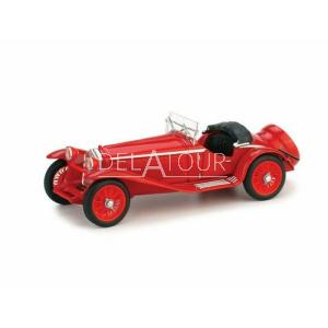 Alfa Romeo 1750 GS Zagato Spider 1931 Red