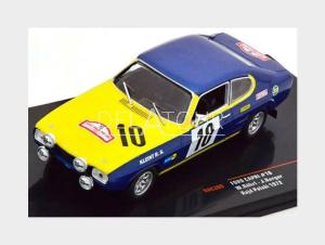 Ford Capri 2600 RS #10 Rally Polski 1972