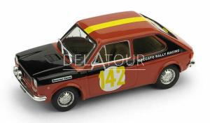 Fiat 127 1-Series 3-Door #142 Rally 2 Valli 1972