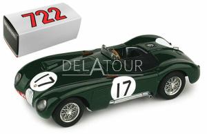 Jaguar C-Type #17 24H LeMans 1953