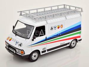 Fiat 242 Technic Abarth Assistance 1980