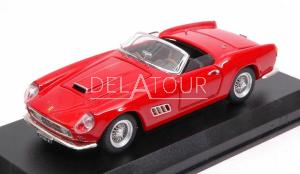 Ferrari 250 California Spider 1957 Red