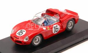 Ferrari Dino 268 SP #16 Test LeMans 1962