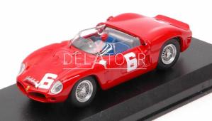 Ferrari 246SP Dino #6 Winner Brands Hatch 1962