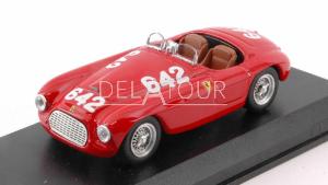 Ferrari 166MM Barchetta #642 Mille Miglia 1949