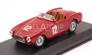 Ferrari 225S Spider #12 Winner Senigallia 1952