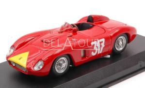 Ferrari 500 TR Spider #317 Giro Di Sicilia 1956