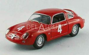 Fiat Abarth 750 #4 Winner Monza GP 1964
