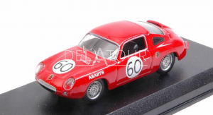 Fiat Abarth 700S Coupe #60 24H LeMans 1960