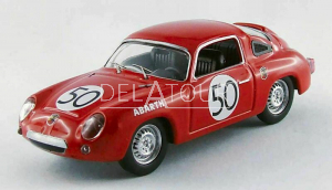 Fiat Abarth 950S Coupe #50 24H LeMans 1960