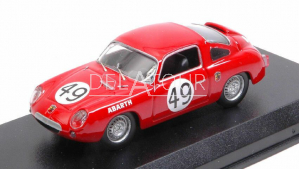 Fiat Abarth 850S Coupe #49 24H LeMans 1960