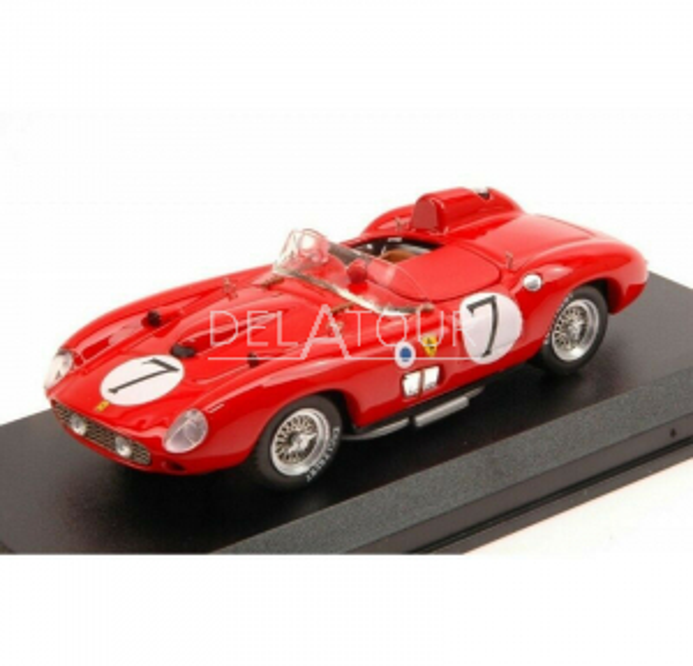 Ferrari 315S #7 24H LeMans 1957