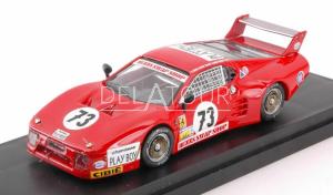 Ferrari 512BB #73 24H LeMans 1982