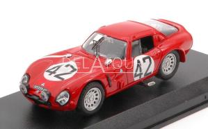 Alfa Romeo TZ2 #42 24H LeMans 1965