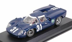 Lola T70 Coupe #31 1000km Spa 1968