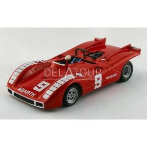 Abarth SP2000 #9 Mugello 1970