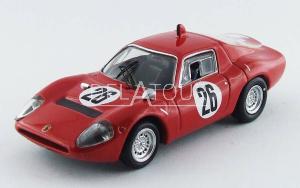 Fiat Abarth OT1300  #26 Trento-Bondone 1968
