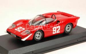 Fiat Abarth 2000S #92 Winner Montagna 1969