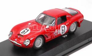 Alfa Romeo TZ2 Coupe #61 Sebring 1966