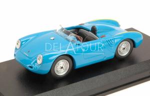 Porsche 550 RS Spider 1957 Blue