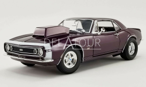 Chevrolet Camaro SS Coupe Dragster 1967 Bordeaux