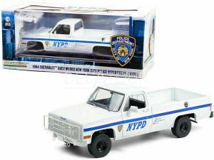 Chevrolet M1008 CUCV Pick Up NYPD 1984