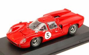 Lola T70 Coupe #5 Winner GP Sweden 1967