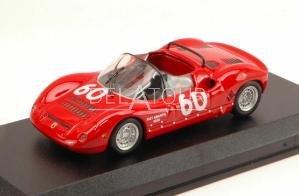 Fiat Abarth SP1000 Spider #60 Monza 1968