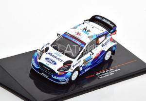 Ford Fiesta WRC #44  Rally Estonia 2020