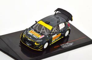 Citroen C3 R5 #20  Rally Sardegna  2020