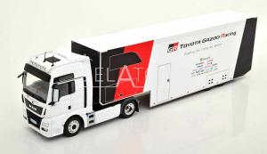 Man TGX D38 Truck Team Toyota Car Transporter
