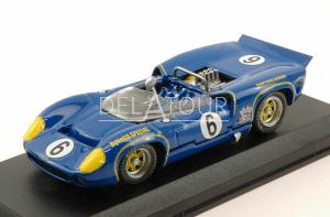 Lola T70 MKII Spider #6 Winner Mosport Can-Am 1966