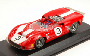 Lola T70 MK2 Spider #3 Winner Can-Am 1966