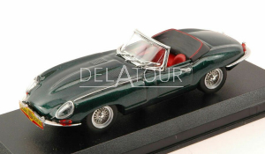 Jaguar E-Type Spider 1961 Adriano Cantagirio 1962