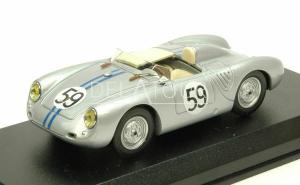Porsche 550RS Spider #59 24H LeMans 1958
