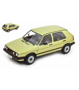 Volkswagen Golf II GTI Light Green