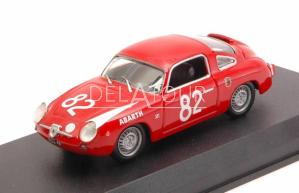 Fiat 850 Abarth #82 Winner 500km Nurburgring 1960