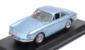 Ferrari 330 GTC Coupe 1966 Light Blue Metallic